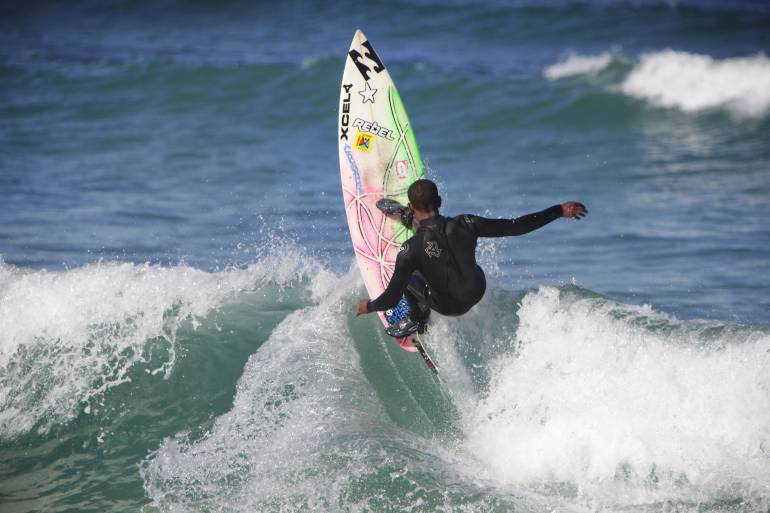 surfing port elizabeth