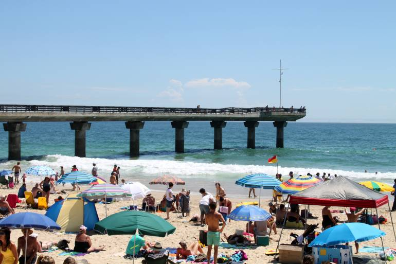 port elizabeth, beach, nelson mandela bay, hobie beach