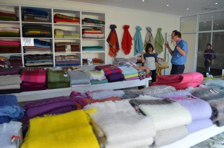 Port Elizabeth is considered by many to be the mohair capital of the world.