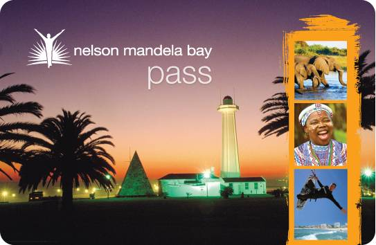 The Nelson Mandela Bay Pass offers great value for money