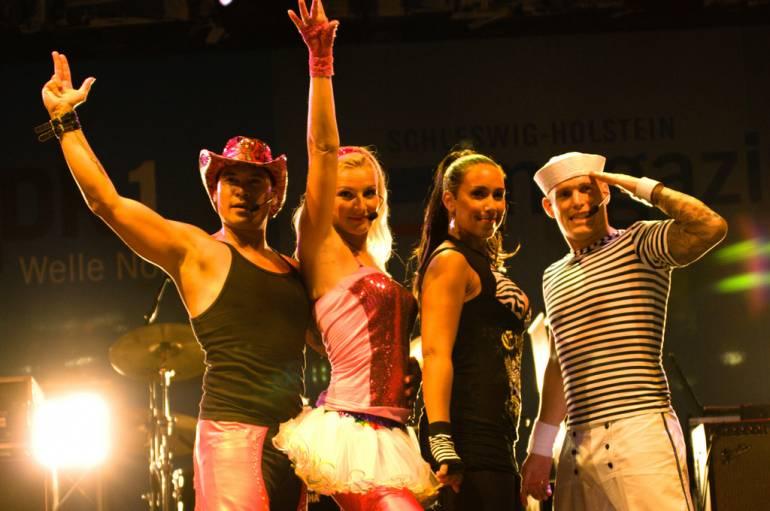 Vengaboys Port Elizabeth concert: be at Boardwalk Casino on